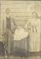 Grandparents Whitsell wth Ethel